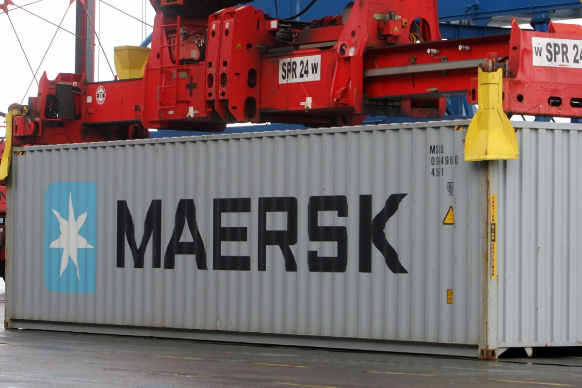 Maersk battling with Chinese factory accusations