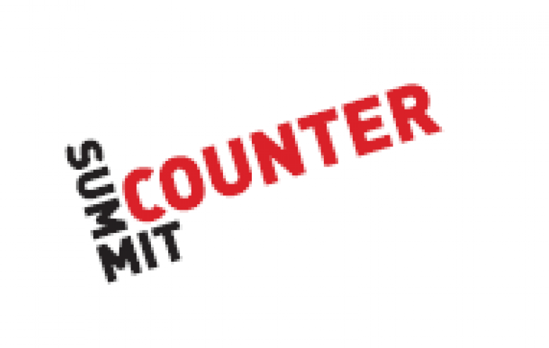 Counter Summit in St.Petersburg