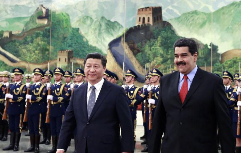Chinese lending and the Venezuelan crisis.