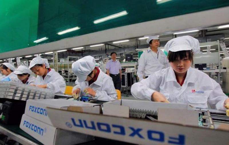 Foxconn confirms death of worker at Chinese plant after watchdog reports suicide